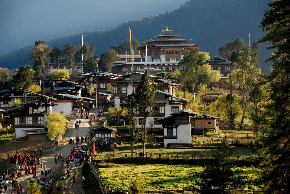 Pilgrimage tour in Bhutan