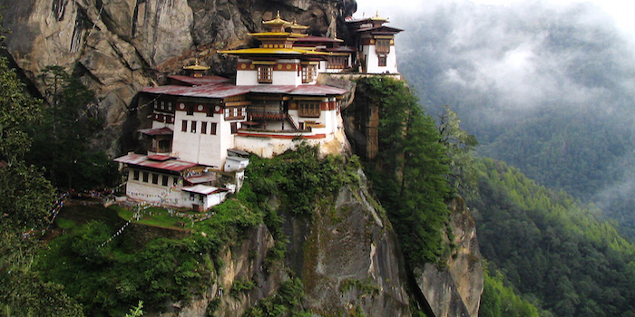 Travel in Bhutan