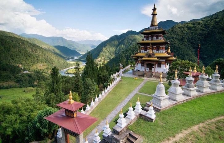 Bhutan Luxury tour and Hotels